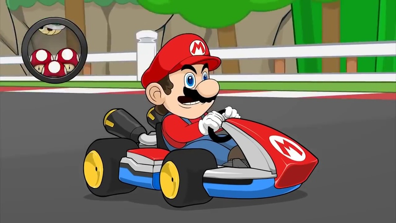 18 Пародия Racist Mario Расист Марио Rus by Mia Rissy