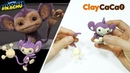 Pokemon Aipom Clay : Detective Pikachu (Warner Bros. Pictures) - Clay art No.0013