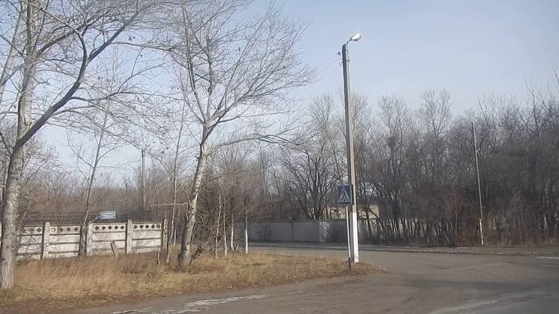 Караганда   на автобусе №56 от магазина Горняк до автостанции на 14мкр