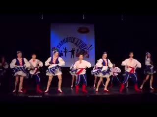Зразковий ансамбль народного танцю Радість м.Ладижин