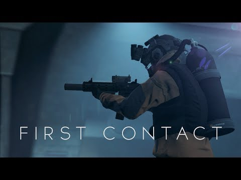 SCP First Contact