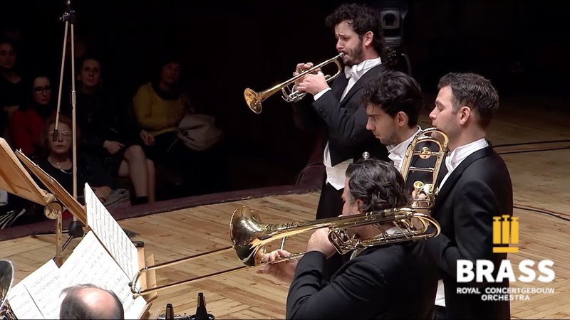 Maria de Buenos Aires Piazzolla Brass of the Royal Concertgebouw Orchestra
