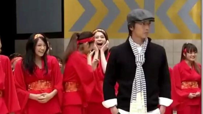 【最高傑作】 E girls WITH 岡村変なオジサン