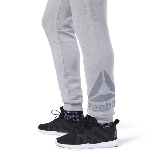 Спортивные брюки Training Essentials Marble Melange image 4