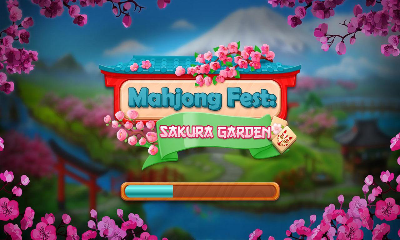 Маджонг Фест: Сад сакуры | Mahjong Fest. Sakura Garden (En)