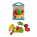 Красочный набор для готовки подарит юному кулинару много часов увлекательной игры! В комплекте - игрушечная посуда для готовки и продукты