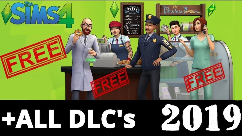 How to Download The Sims 4 For FREE on PC ALL DLC's 2019