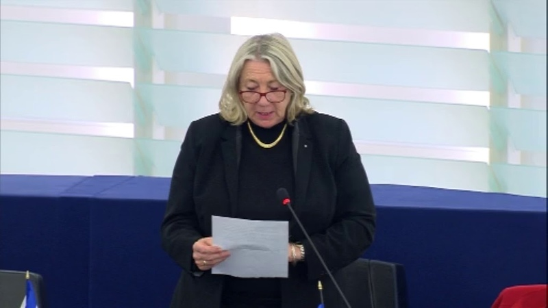 Joëlle Mélin sur la lutte contre les plastiques en mer