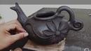 Cómo hacer una tetera de barro - Artesanías - alfareria, cultura zenú