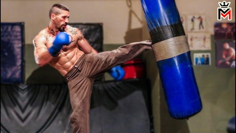 Yuri Boyka Training | Workout Highlights | Kickboxing Skills