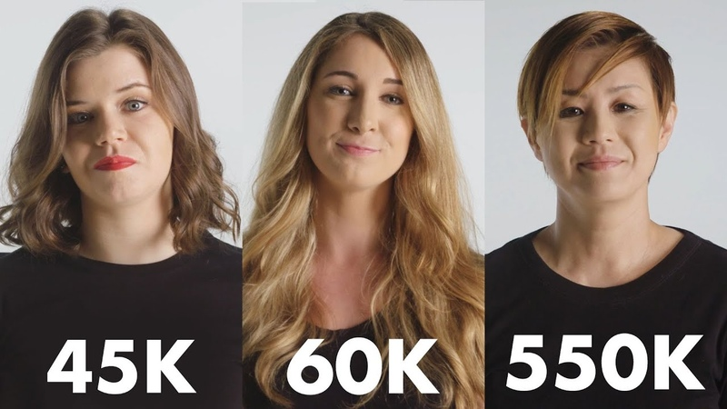 Women with Different Salaries on How Often They Shop | Glamour vk.comtopnotchenglish