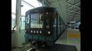 Накатка поездами на перегоне Саларьево Филатов луг
