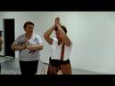Фрагмент семинара «Тайский традиционный массаж на кушетке». Нальчик, 13.03.2019