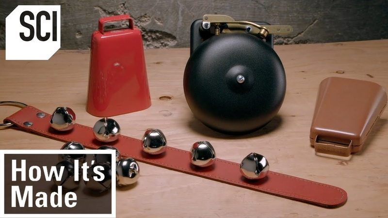 How Bells Are Made   How It's Made