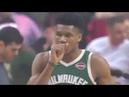 Milwaukee Bucks vs Toronto Raptors : May 19, 2019
