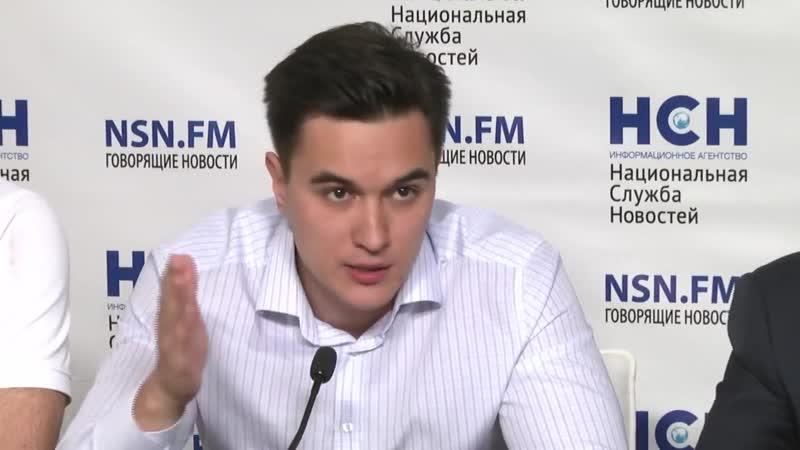 Владислав Жуковский- Вызовите Евгению Федорову скорую! (НСН 18.06.2019)