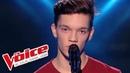 Stromae – Quand c'est   Fabian   The Voice France 2017   Blind Audition