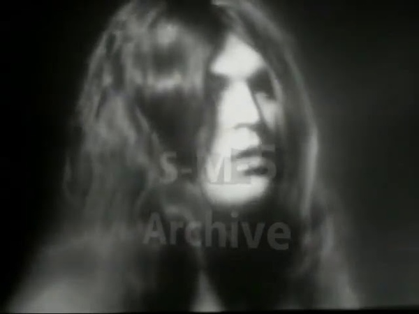 Jesus Christ Superstar - Gethsemane (i only want to say) perfomance video 1970(Ian Gillan)