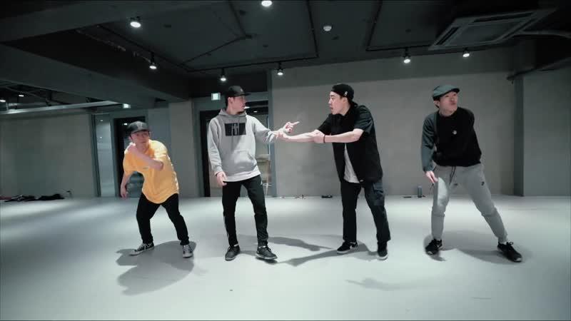 NGU    dance practice