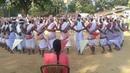 Aadivasi Karma Dance आदिवासी करमा नाच Tribal Cultural Dance SANTOSH TOPPO ABRAHAM TOPPO