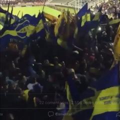 """""""Soy de Boca desde que estaba en la cuna, a Boca Juniors yo lo sigo a donde va"""""""