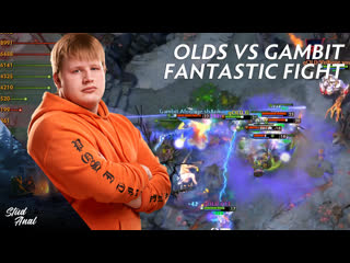 Olds vs gambit fantastic fight