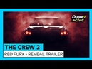 The Crew 2: Red Fury Reveal | Trailer