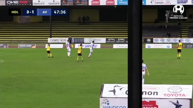 NPL Victoria U20 Round 12, Heidelberg United vs Avondale FC