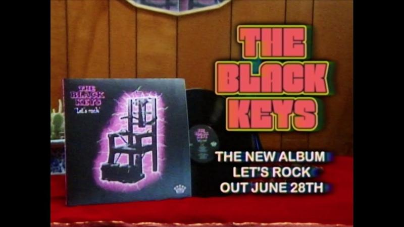 The Black Keys - Lets Rock [PSA 1]