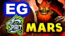 EG vs SPIRIT - MARS DEBUT 7.22 PATCH HYPE! - Adrenaline Cyber League DOTA 2