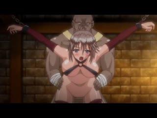Lilitales - 01 [rus озвучка] [cen] (хентай,hentai, бдсм bdsm, принуждение, бондаж, насилуют,rape, изнасилование)