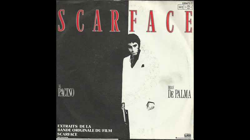 Giorgio Moroder Paul Engemann Scarface Push It To The Limit 1983 OST Scarface