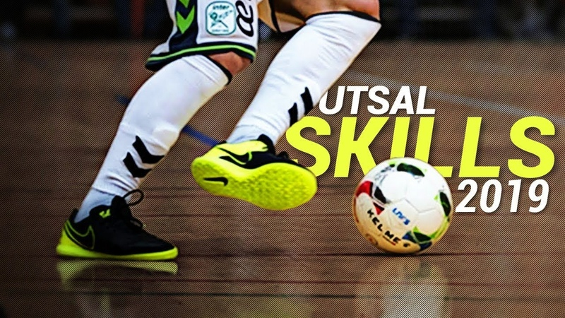 Most Humiliating Skills Goals 2019 ● Futsal 3