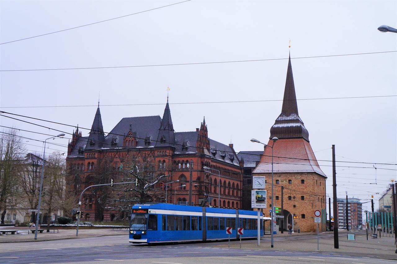 Росток. Самый славянский город Германии