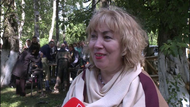 Впечатления об участии в «Городе ремесел» опишет в своей книге гостья из Татарстана