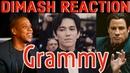 Димаш на премии Грэмми в США - певец поразил публику своим выступлением!