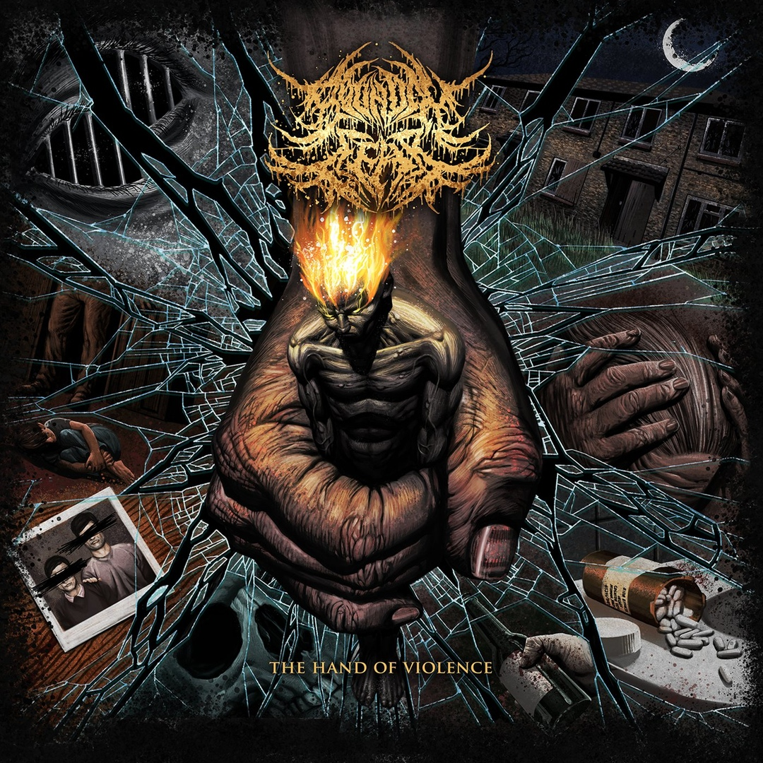 Bound in Fear - The Hand of Violence (2019)
