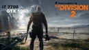 Tom Clancy's The Division 2 Private Beta | i7 7700 | GTX 1060 6GB | 16GB RAM | high | gameplay test