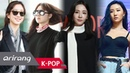 Showbiz Korea SCARVES With Sandara Park 산다라박 Hwasa 화사 MAMAMOO
