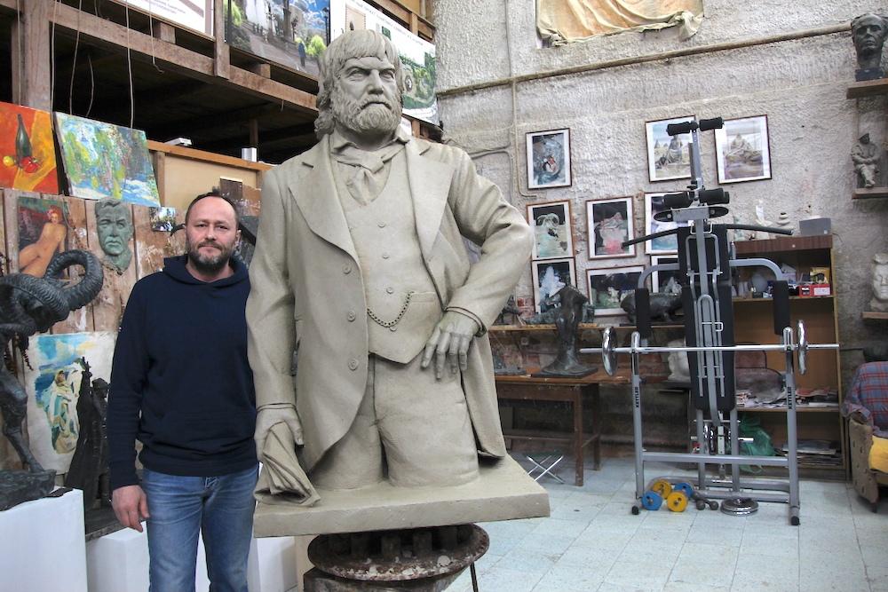 Памятник Способину