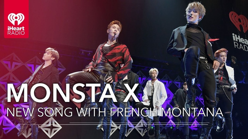 YT 18 06 2019 iHeartRadio MONSTA X Drop New Song With French Montana Fast Facts