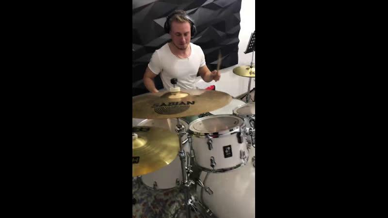 Live Обучение игре на барабанах - GORODKOVDRUM