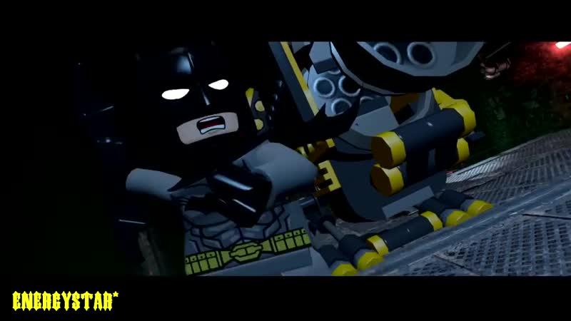 Трейлер LEGO Batman 3 Beyond Gotham на Android