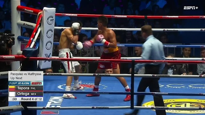 Jhack Tepora vs Edivaldo Ortega (15-07-2018)