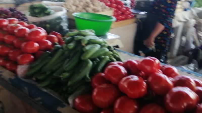 г Навои базар овощи