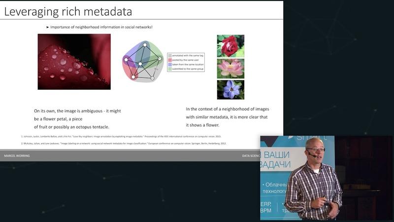 (Hyper) graph convolutional networks for analyzing social multimedia data - Prof. Marcel Worring