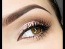 🌼🌼 Дневной макияж для карих глаз🌼 🌼