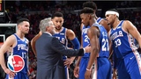 76ers' process is officially 'on pause' after Game 7 loss to Raptors 2019 NBA Playoffs