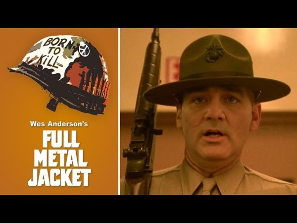 Wes Anderson's Full Metal Jacket: E01 - This is my rifle [DeepFake]