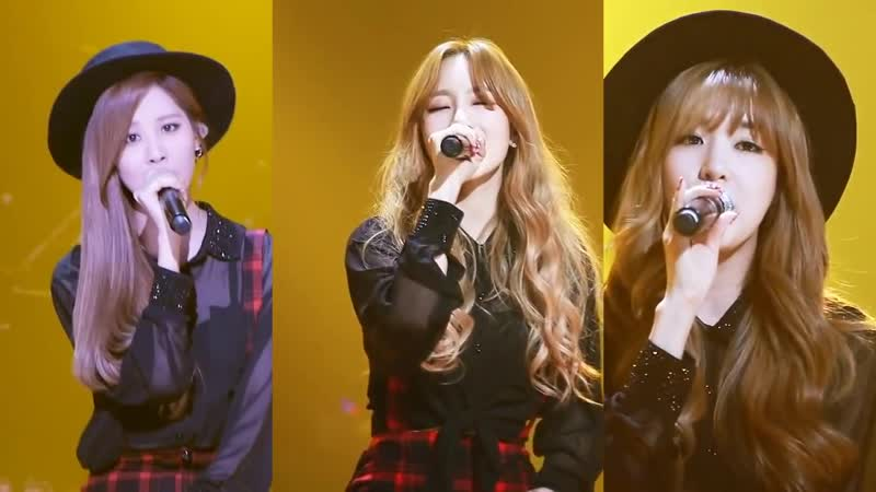 TaeTiSeo (TTS, SNSD) - Cater 2 U (Mix Ver.)